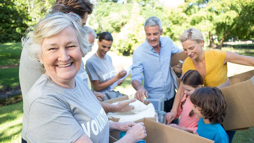 3 reasons to volunteer during retirement