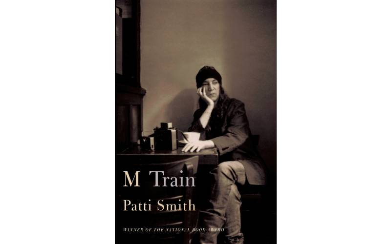 Cover of M Train book