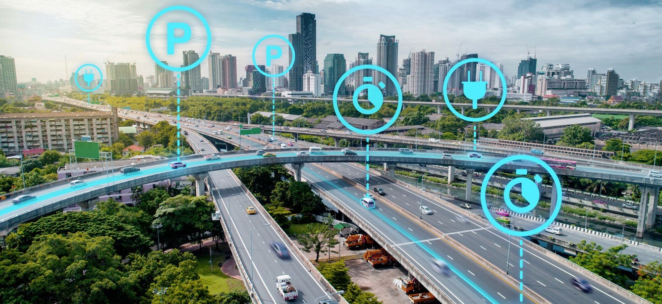The Volkswagen specialists are concerned not only with solutions for individual road users but also with the control possibilities of urban traffic planning.