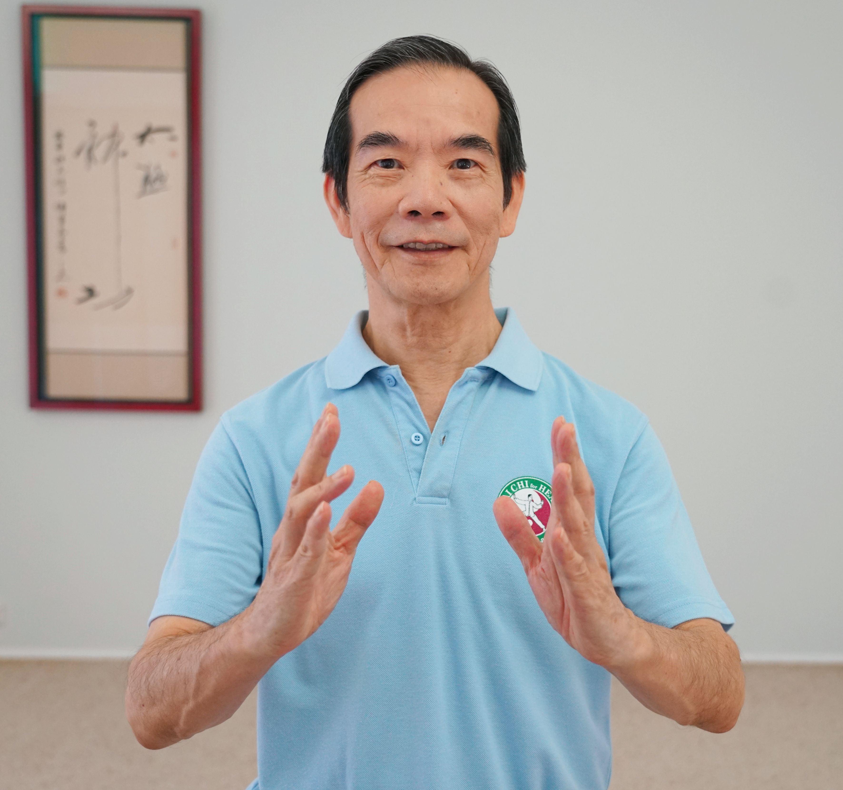 Photo of Paul Lam