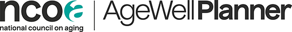 NCOA's Age Well Planner logo