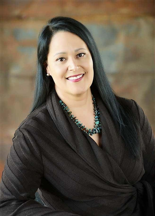 Shannon Holsey, President of the Stockbridge-Munsee band of Mohican Indians
