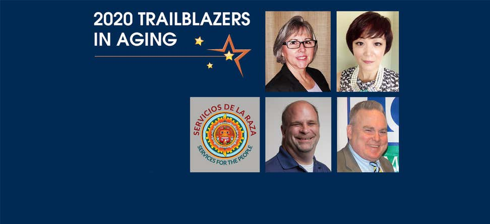 "NCOA honors five ""Trailblazers"" for helping all older adults age well."