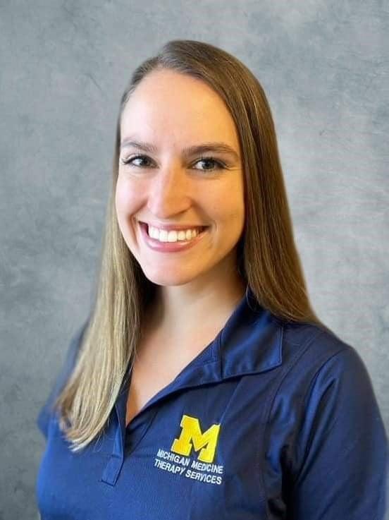 Hannah Pilarski, Occupational Therapist/Certified Hand Therapist at Michigan Medicine/University of Michigan