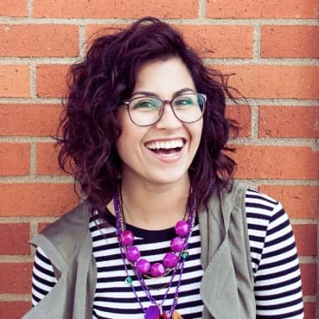 Pam Covarrubias, founder of Spread Ideas, Move People