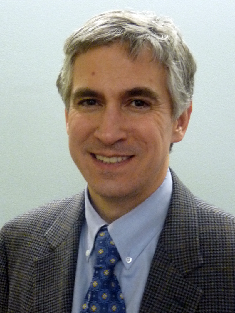 Paul Sacco, Associate Professor of Social Work at the University of Maryland-Baltimore